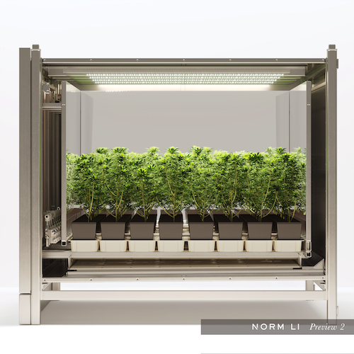 CASiGrow Platform Growing System